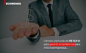 Camara Cria Fundo De Rs 15 9 Bi Para Garantir Emprestimos Para Microempresa Abrir Empresa Simples - NFP Contabilidade