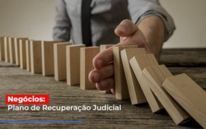 Negocios Plano De Recuperacao Judicial - NFP Contabilidade