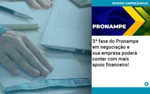 3 Fase Do Pronampe Em Negociacao E Sua Empresa Podera Contar Com Mais Apoio Financeiro - NFP Contabilidade