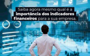 Saiba Agora Mesmo Qual E A Importancia Dos Indicadores Financeiros Para A Sua Empresa Blog 1 - NFP Contabilidade